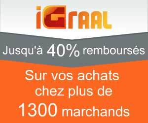 Igraal vous permet de récupérer de l'argent sur vos achats en ligne !