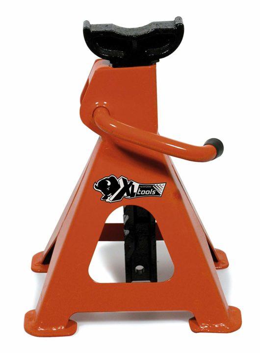 Chandelle à crémaillère, une sécurité mécanique simple !