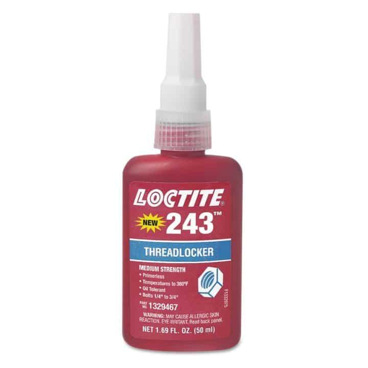 Loctite 243, un frein filet d'usage général