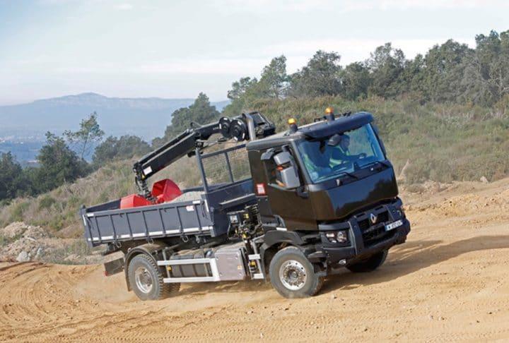 Renault Kerax, le camion polyvalent par excellence